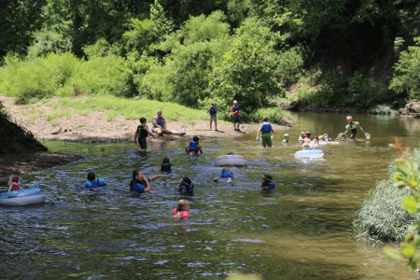 Green Berry Acres Creek