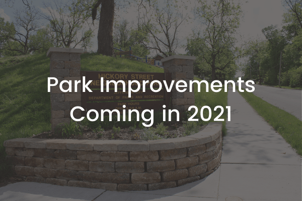Hickory Adams Park Improvements Coming in 2021