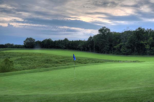 Hough Park - Oak Hills Golf Course Greens