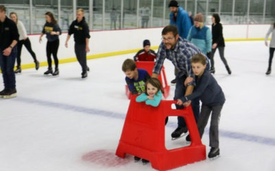 6 Reasons to Try Ice Skating
