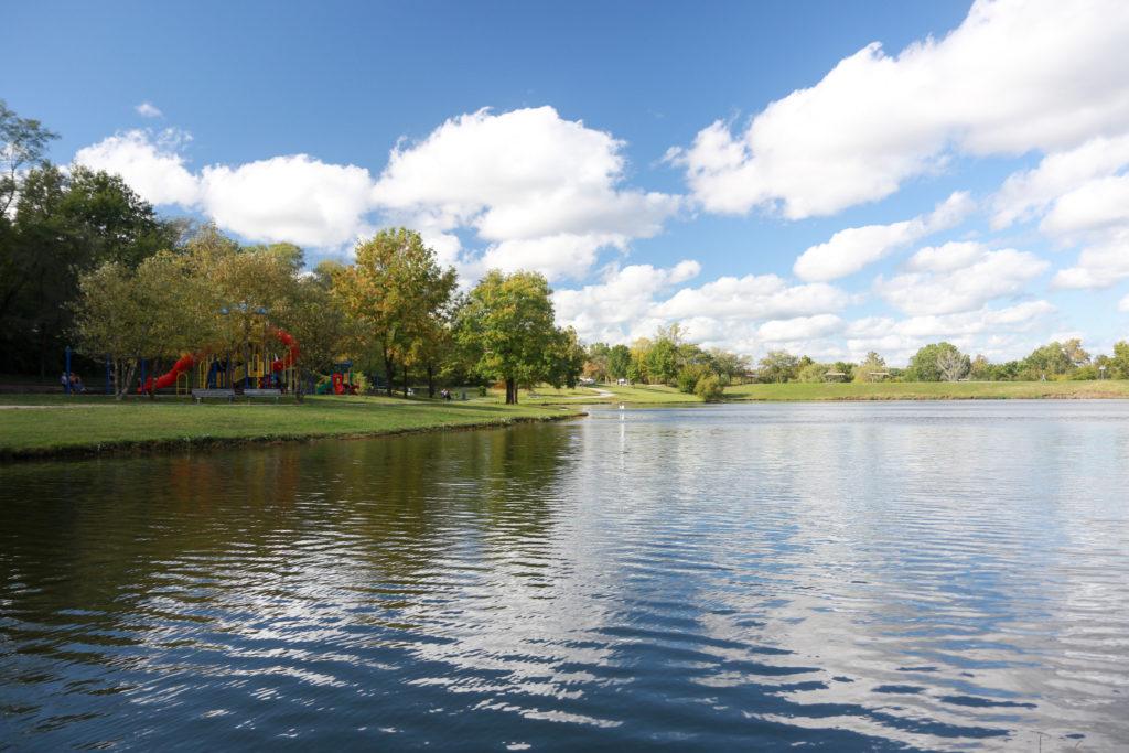 McKay Lake at McKay Park