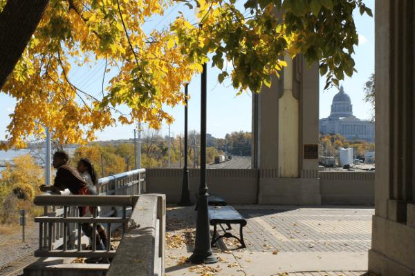 Capital Views at Rotary Centennial Park