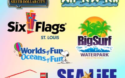 Get Your Discount Amusement Park Tickets at JC Parks!